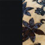 Iris BLACK FLOWER
